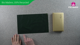 How to use 100% Recycled Green Biodegradable Mailing Bags
