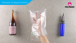 How to use Air Bagz inflatable protective packaging