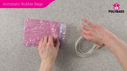 How to use Anti-Static Bubble Bags