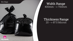 Watch a short video about our Uk's Best Range Of Black Sacks