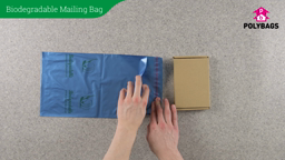 How to seal Biodegradable Mailing Bags