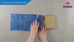 How to use Biodegradable Mailing Bags