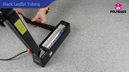 How to use Black Layflat Tubing