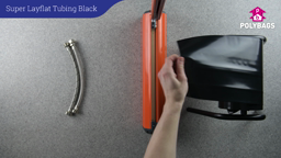 How to use black super layflat tubing (1000g)