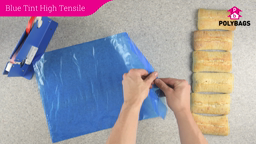How to use Blue Tint High Tensile