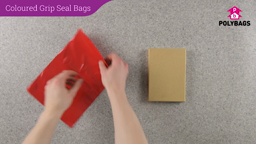How to use Coloured Grip Seal Bags