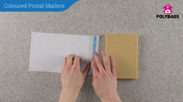 How to use Coloured Postal Mailers