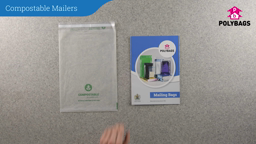 How to use Compostable Mailing Bags