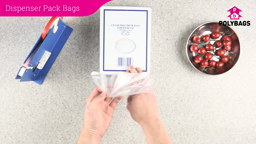 How to use Dispenser Pack Bags