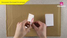How to use Document Enclosed Envelopes