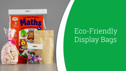 Watch a short video on Eco-friendly Display Bags