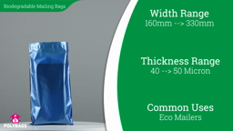 Watch a video on Eco-Friendly Mailing Bags