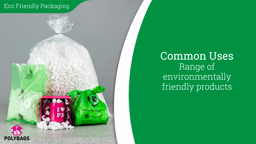 Watch a short video about our Specialist Eco-Friendly Packaging