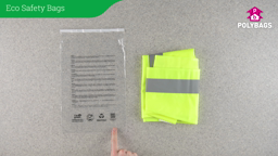 How to use Eco-friendly Safety Bags
