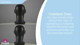 Watch a short video on Face Masks