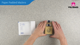How to use Paper Padded Mailers