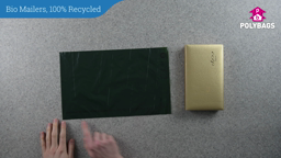 How to use Green Biodegradable 100% Recycled Mailing Bags