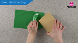 How to use Green Mail Order Bags