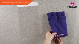 How to use Header Bags With Euroslot