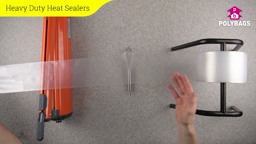How to use Heavy Duty Heat Sealers - Tabletop