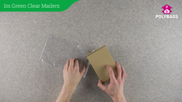 How to use I'm Green Mailing Bags