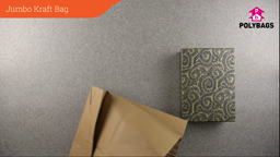 How to use Kraft Paper Carrier Bags