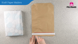 How to use Kraft Paper Gusseted Mailers