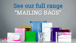 Watch a short video about our Mailing Bags