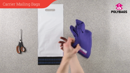How to use Carrier Mailing Bags