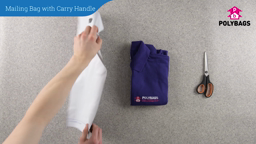 How to use Mailing Bags With Carry Handle