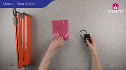 How to use manual heat sealers