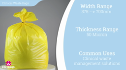 Watch a short video on Medical Waste Bags