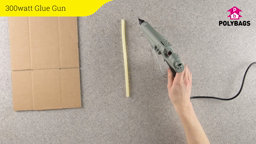 How to use Medium Duty Glue Gun (G3)