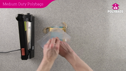 How to use medium duty polybags