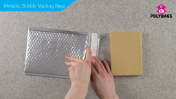 How to use Metallic Bubble Mailing Bags