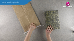 How to use Paper Mailers with Gusset - Extra Large