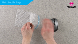How to use Plain Bubble Bags
