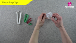 How to use Plastic Bag Clips