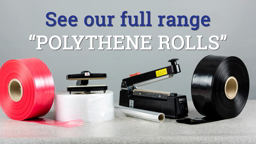 Watch a short video about our Polythene Rolls
