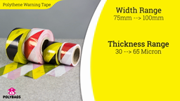 Watch a short video about our Non-Adhesive Warning Tape