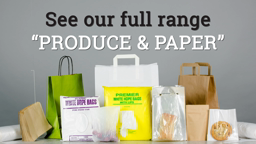 Watch a short video about our Produce & Paper Bags