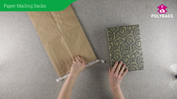 How to use Recyclable Paper Envelopes with Gusset - Extra Large