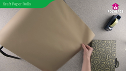 How to use Recycled Paper Rolls