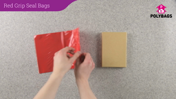How to use Red Grip Seal Bags
