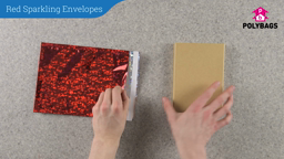 How to use Red Sparkling Envelopes
