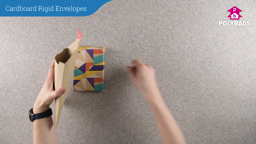How to use Solid Board Envelopes