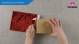 How to use Sparkling Envelopes