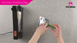 How to use Esd Static Shielding Bags