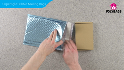 How to use Superlight Bubble Mailing Bags