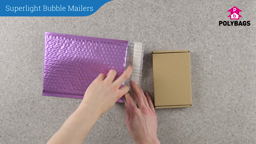 How to use Superlight Bubble Mailers